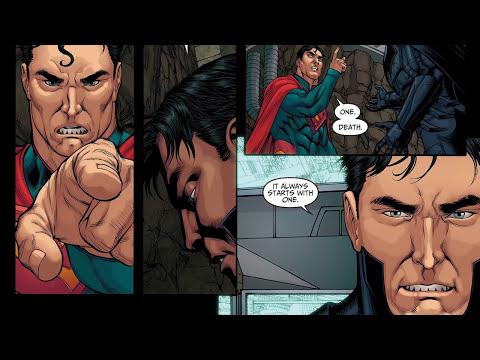 Superman's World Order (Injustice Gods Among Us: Year One Volume 1)