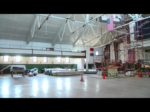 Cuyahoga County GOP takes over Grays Armory, spurs upgrades