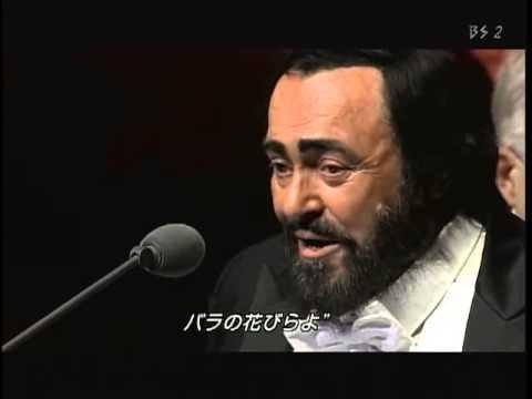 Luciano Pavarotti - L'ultima canzone (Japan 2004)