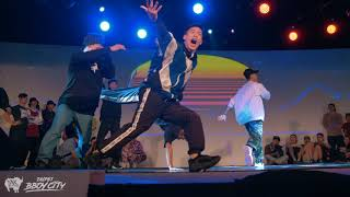 HRC BBOYS vs PREDATORZ Exhibition Battle HRC Anniversary Taipei bboy City | YAK BATTLES