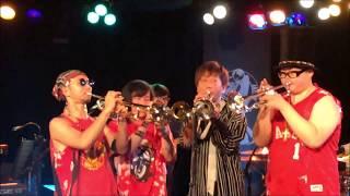 2018/10/28 FIRE HORNS Live 『FUNKY AUTUMN 2018』@目黒BluesAlleyJapa...