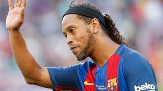 GoodBye Ronaldinho [2018 HD]