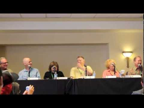 The Original Power of Thundera! Thundercats 1985 Voice Actors & Writers Power-Con 2013 Panel