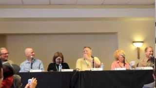 The Original Power of Thundera! Thundercats 1985 Voice Actors & Writers Power-Con 2013 Panel