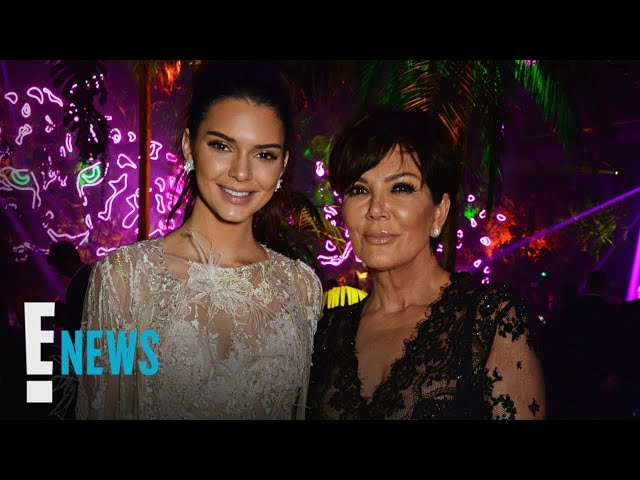 Kendall Jenners Response to Being Left Off Mothers Day Tribute | E! News