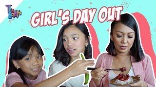 Download Video The Baldys - Challenge Kakak Naura Makan Gurita!!! | Girls Day Out MP3 3GP MP4