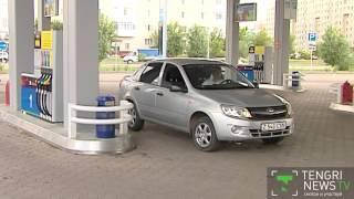 Владельцы АЗС грозят отпускать бензин только по талонам(, 2014-08-01T08:12:09.000Z)