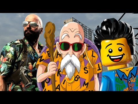 7 Awesome Pop Culture Hawaiian Shirts You Should Buy - Up At Noon Live!