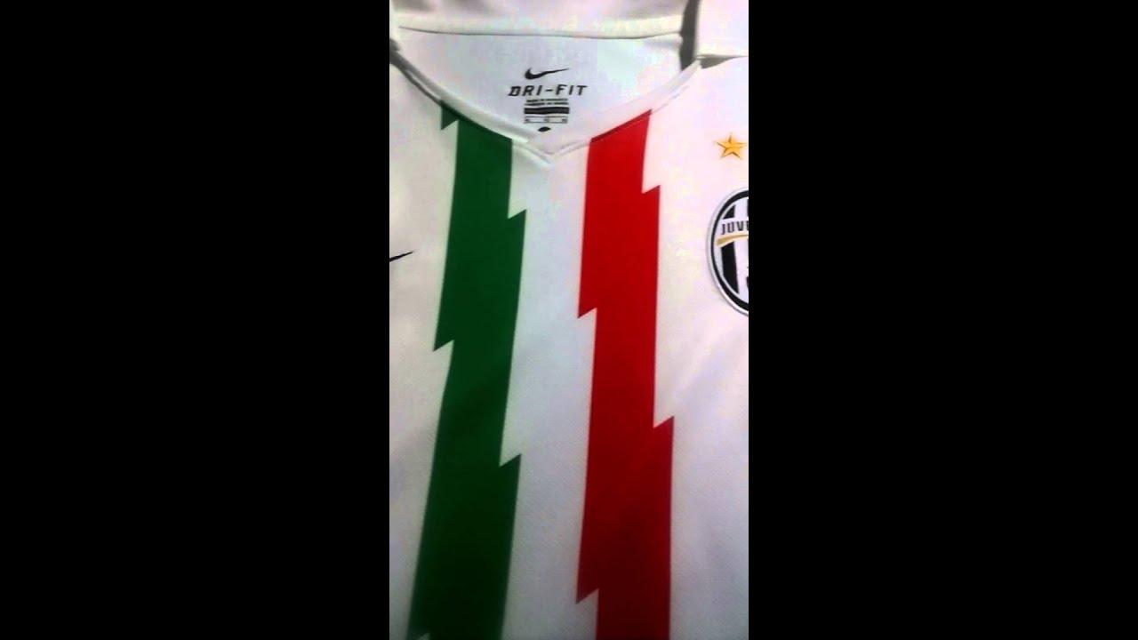 wholesale dealer 050e7 6489c Juventus away jersey 2010-11