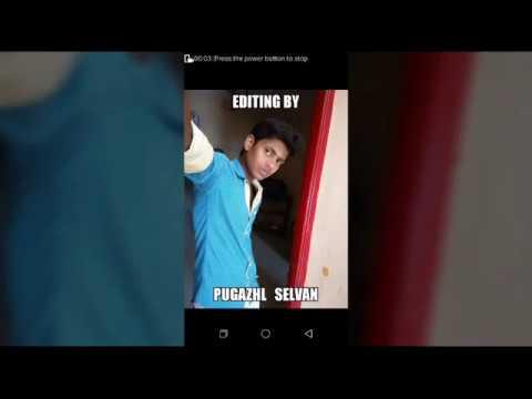 azhaga azhaga en azhaga | tamil new album song | remake version | love warning