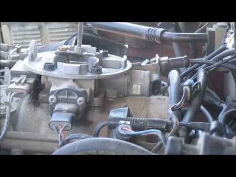 Dodge Dakota IAC Motor Replacement