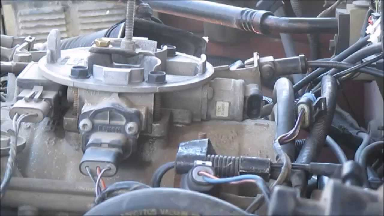 Dodge Dakota Iac Motor Replacement Youtube