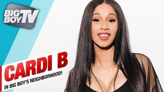 Cardi B on Her Pregnancy, Invasion of Privacy, Baby Names & A Lot More!
