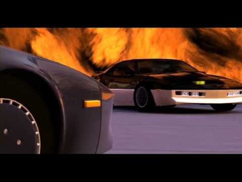 knight rider 1 game intro youtube. Black Bedroom Furniture Sets. Home Design Ideas
