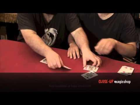 Lapping ( Yann Frisch) - CLOSE-UP Magicshop