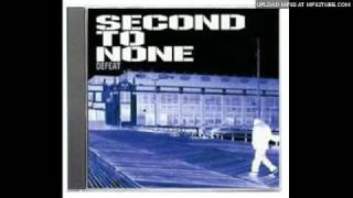 Second To None - Victimized