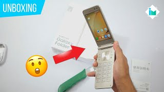 Samsung Galaxy Folder 2 - Unboxing en español