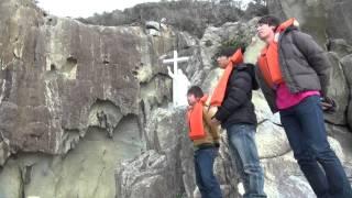 キリシタン洞窟は、キリシタンが迫害されていたころ、ここに移り住んで...