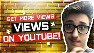 How To Get More Views On Your Fortnite/Gaming Videos (GET 1000 EXTRA VIEWS A DAY EASY)