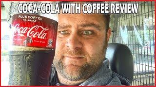 coca cola plus coffee review taste test new coke in australia