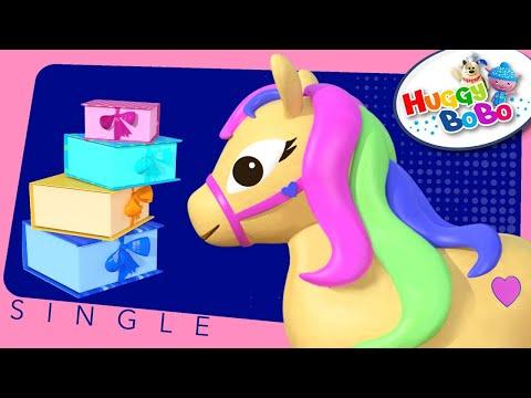 Horsey Horsey   Nursery Rhymes   By HuggyBoBo