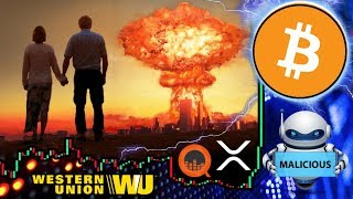 Bitcoin is Apocalypse Proof?! Western Union Ready for Crypto to Go Mainstream!!! $XRP FUD Bots