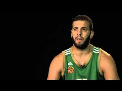 Pre-season interviews: Nikos Pappas, Panathinaikos Athens