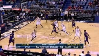 Utah Jazz at New Orleans Pelicans - February ...