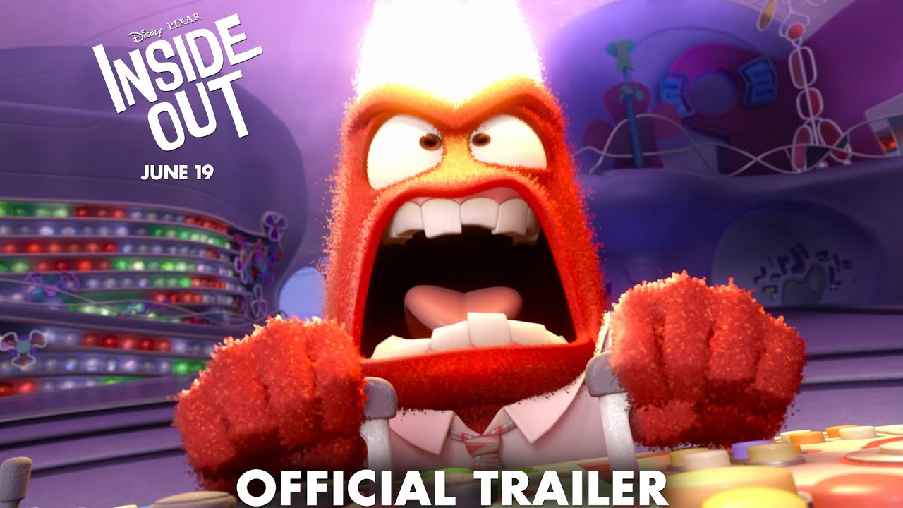 Inside Out – Official US Trailer