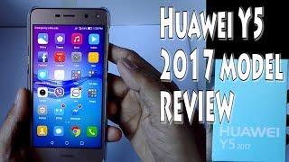 Huawei Y5 2017 model REVIEW