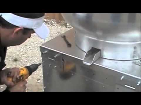 How To Install A Driploc Exhaust Fan Hinge Kit Youtube