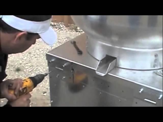 driploc exhaust fan hinge kit