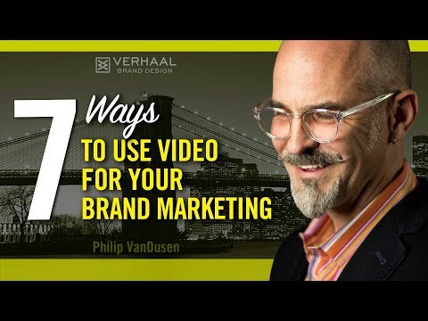 7 Ways To Use Video For Marketing for Designers and Entrepreneurs
