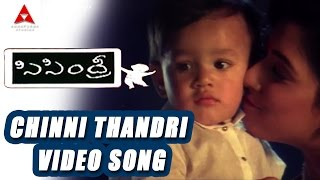 Sisindri Movie || Chinni Thandri Video Song || Nagarjuna, Tabu