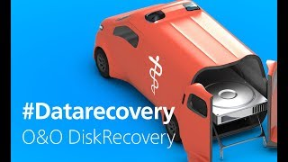 o&O DiskRecovery 14 - Professional data recovery made easy