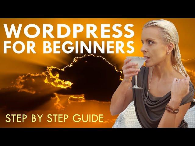 How To Make A WordPress Website ~ 2020  ~ A WordPress Website Tutorial For Beginners