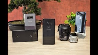 Blind Camera Comparison: Galaxy S9+ vs iPhone X vs Pixel 2 XL vs Note 8
