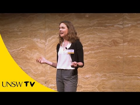 Wind turbines and climate change – UNSW 2014 Three Minute Thesis winner Rosemary Barnes