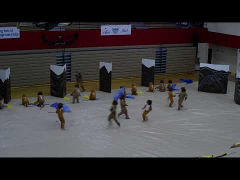 South Shore Drill TeamPee Wees competition2010