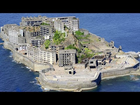 Island Ghost City COMPLETELY Abandoned - 5 Abandoned Ghost Towns