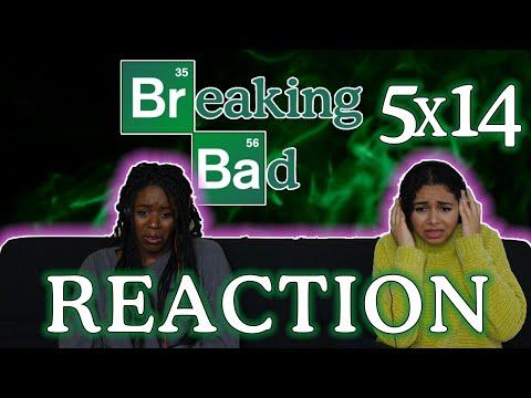 Breaking Bad 5x14 - OZYMANDIAS - REACTION PART 1!