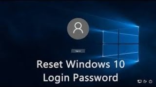 How to open windows without password  {Reset password} easy way