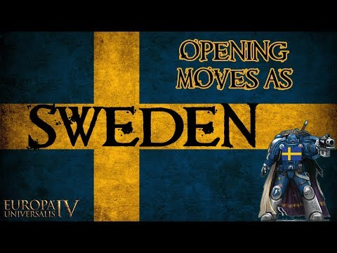 EU4 Opening Moves as Sweden | Independence Tutorial | Guide | 1440p