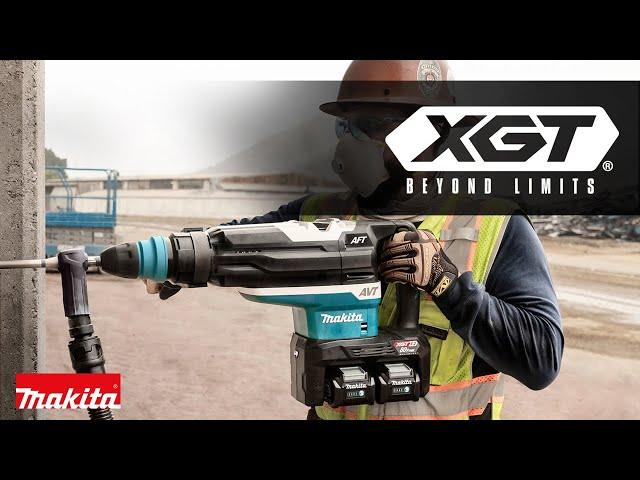 Makita 40V | 80V max XGT System