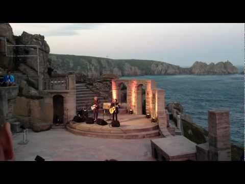 Calypso by Suzanne Vega - Live at the Minack Theatre, Cornwall, UK