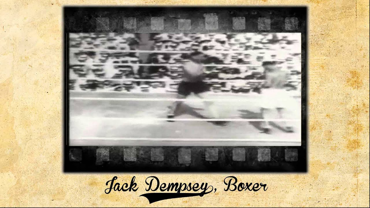 Summary of Sports in the 1920s