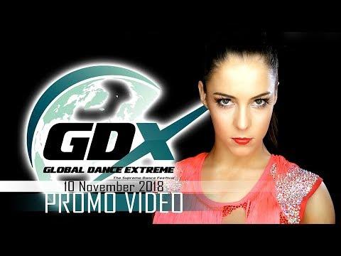 Global Dance Extreme 2018 Promo - GDX // This is us // Fujifilm xt3 // Godox ad200 led