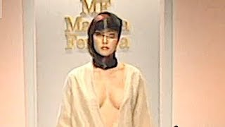 MARELLA FERRERA Fall 1999 2000 Haute Couture Rome - Fashion Channel