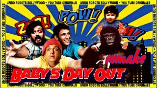 Baby's Day Out | Hindi Remake | Taimur Ali Khan | Saif Ali Khan | Kareena Kapoor