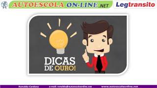 DICAS MACETES PROVA DETRAN 01 #DICAS #MACETES # PROVA #DETRAN